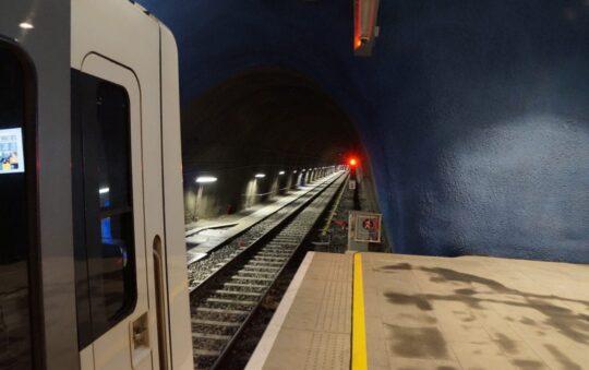 Metro Line 3 to Mortensrud in Oslo is Restored