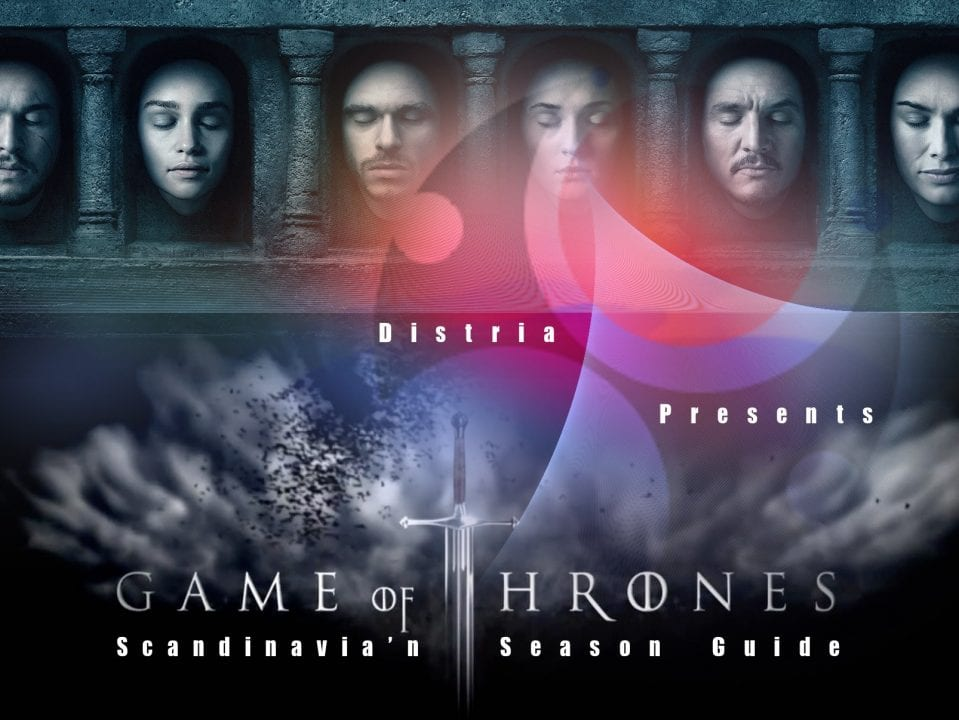 Game of Thrones Season watch Guide