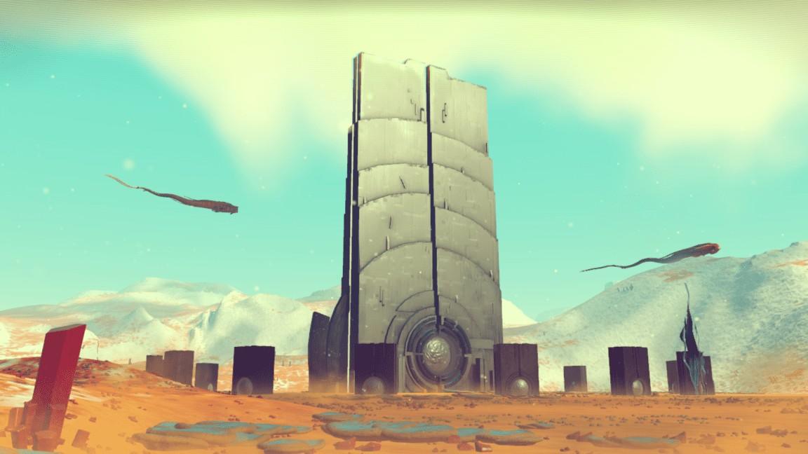 No Man' s Sky Monolith
