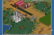 OpenTTD is out for open source BeOS, Haiku