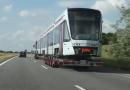 Aarhus in Denmark, got it's very first Light rail tramset Today
