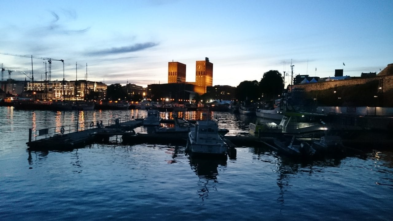 Longest day of the Year 2016 - Rådhusplassen