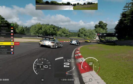 Gran Turismo Sport Gameplay shown at E3 2016