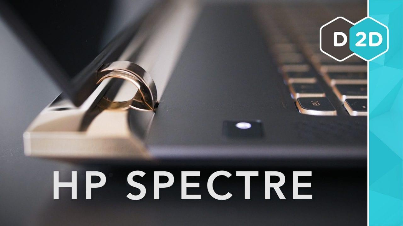 HP Spectre 13 Slimmest ultrabook