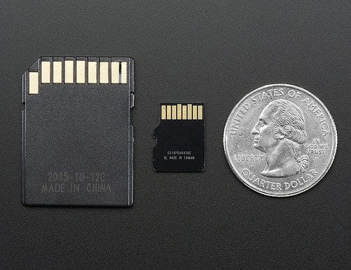 New memcards from Samsung will Replace microSD with UFS