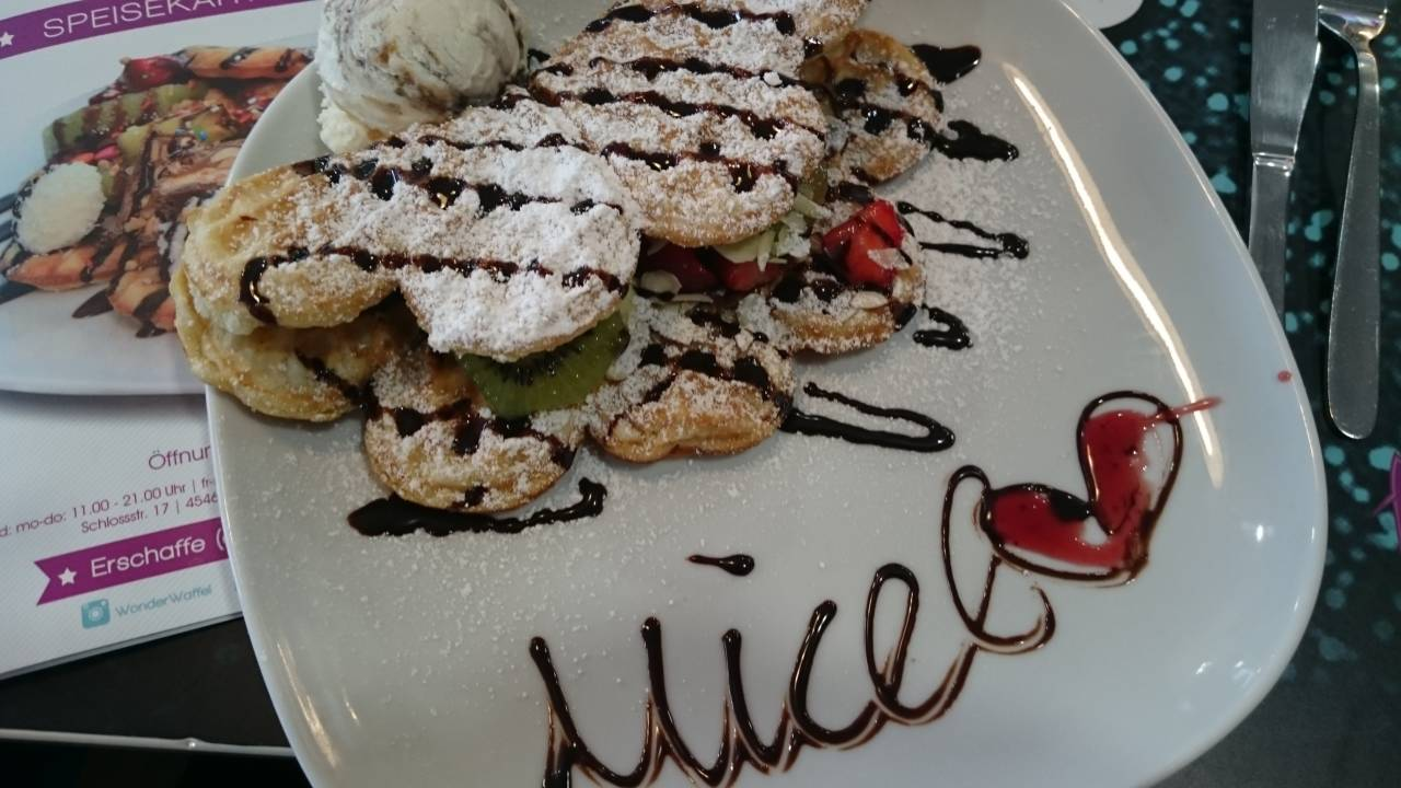Review of Wonder Waffel