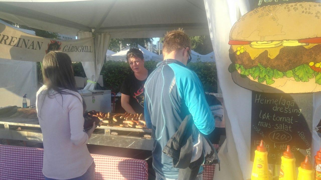 Matstreif Food festival in Oslo 2