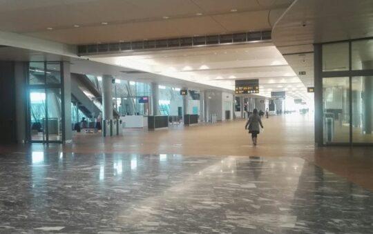 Insider: New terminal at Oslo Airport 2017 – Oslo Gardermoen New Terminal 2