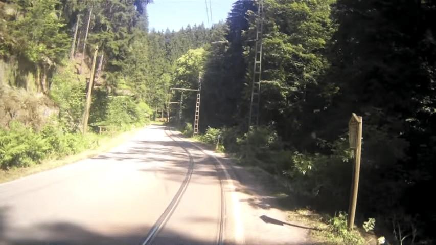 Visit worlds Smallest village with a tram line in Austria called Gmunden