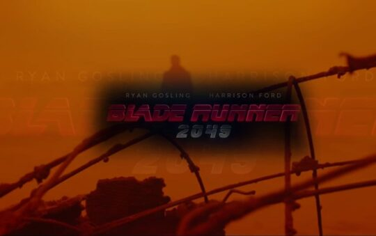 New Blade Runner movie out on 6th of October 2017 with Harrison Ford