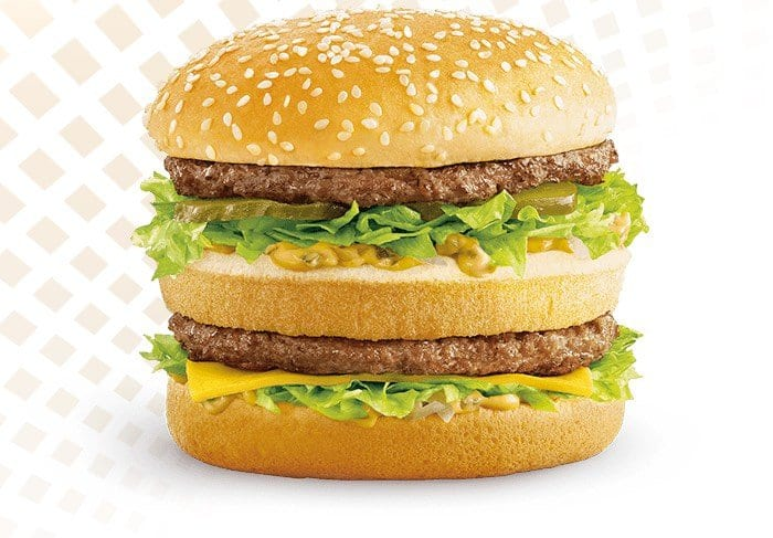 Big Mac McDonalds