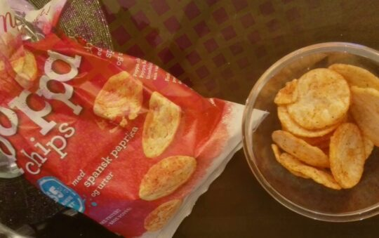 New gourmet chips launched in Norway named Poppa Review