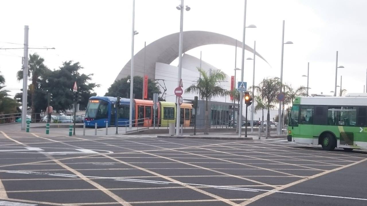 Auditorio de Tenerife in Santa Cruz Experience 1