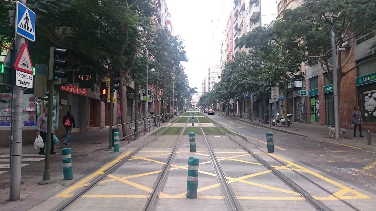 Tramway Solutions from Tranvia de Tenerife