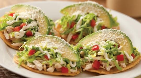 Why not prepare some Mexican Toast or Tostadas Mexicanas for your dinner?