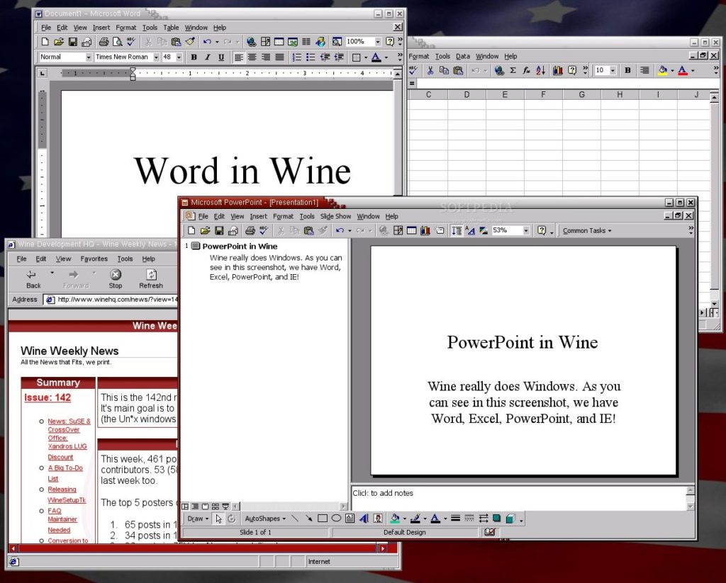 Wine 2 0 released with MacOS 64-bit Support
