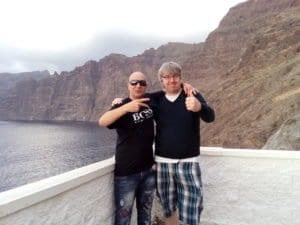 Amiga love on Tenerife