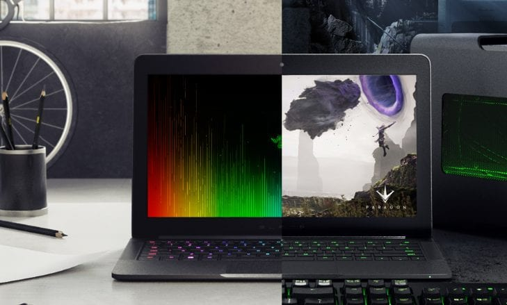 The New Razer Blade Stealth is your new baby