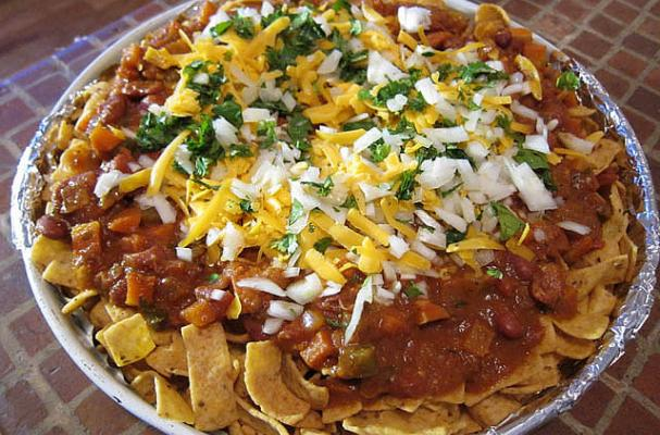Celebrate Super Bowl with nachos
