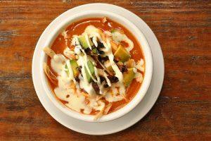 Mexican Aztec Soup 1