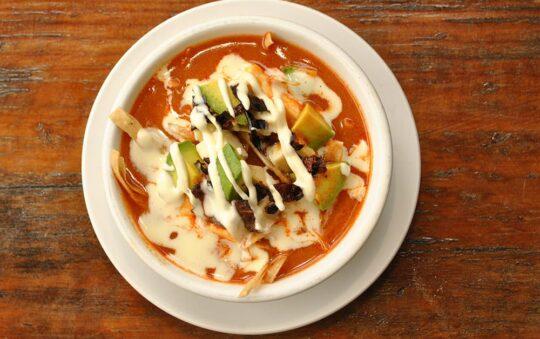Mexican Aztec Soup