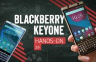 Blackberry Key One Android Nougat 7.1 and a backlit Keyboard