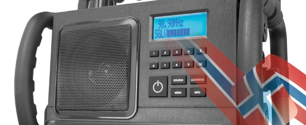 Abandoning FM Radio band