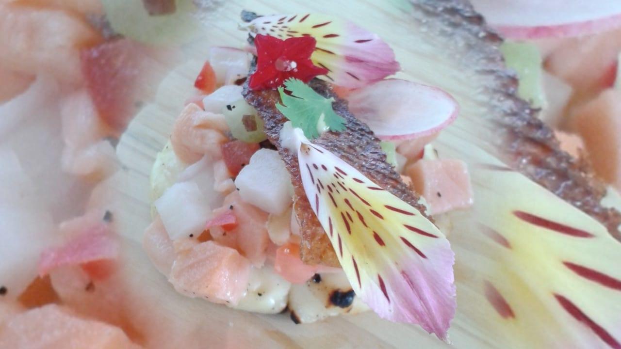 Salmon and tuna marinade Recipe