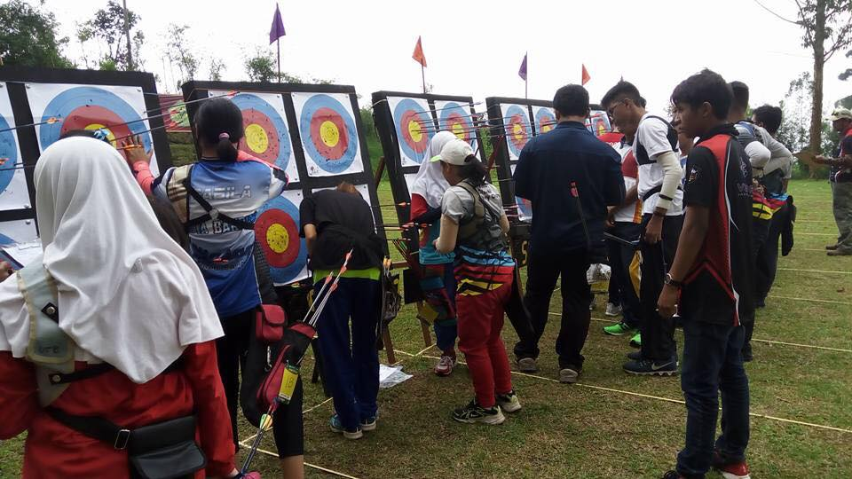 archery in indonesia
