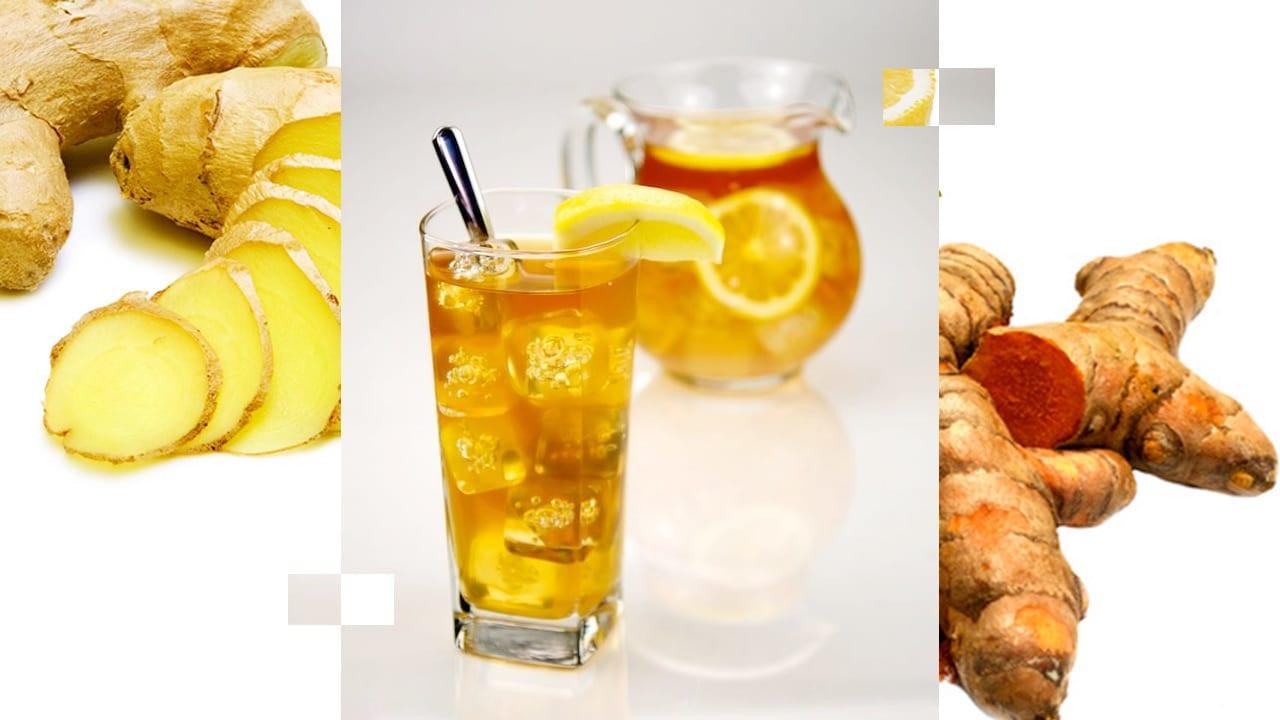 Recipe Ginger Lemon Tea