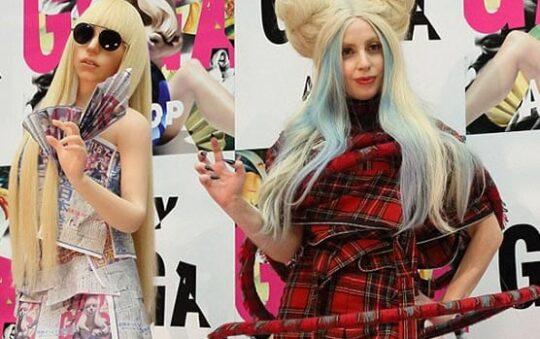 Lady Gaga's Japanese designer makes Tokyo debut