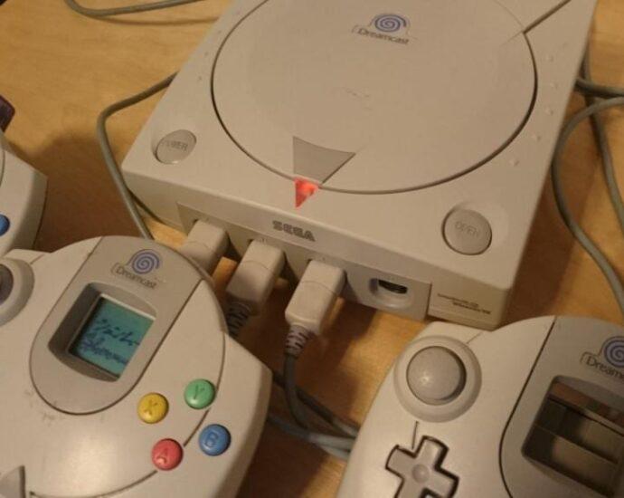 Dreamcast Filler for Distrita