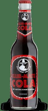 Club-Mate Cola bottle