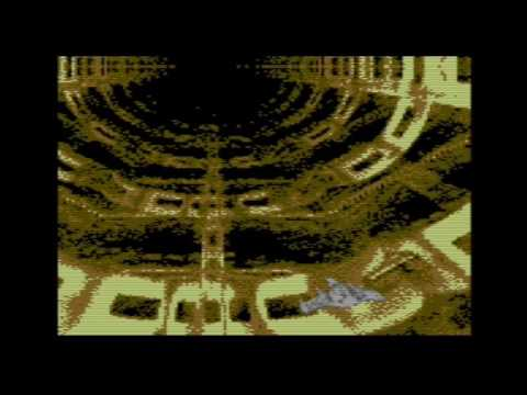 Awesome Super Stardust Tunnel Sequence for Commodore 64 Preview