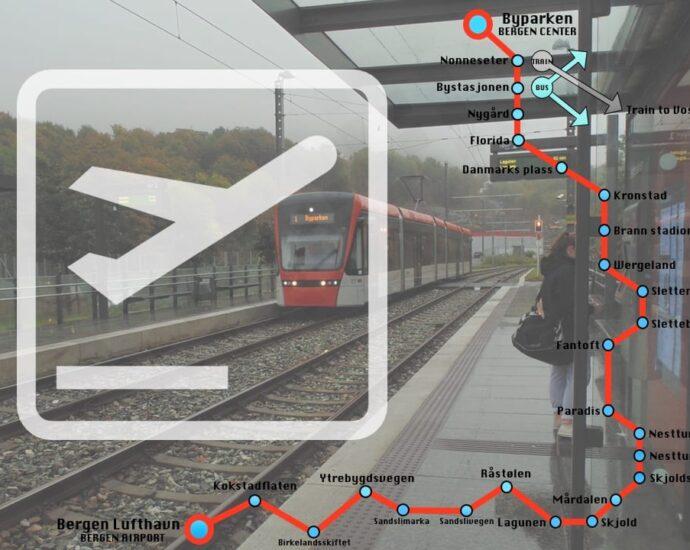 Bergen Light Rail