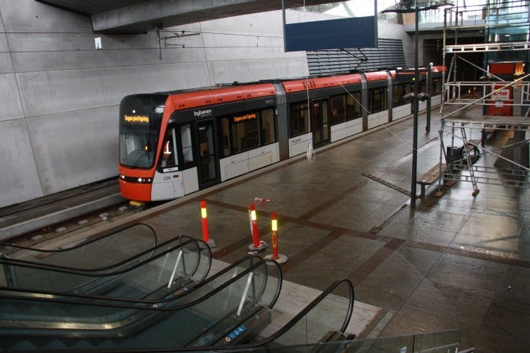 Bergen Light Rail