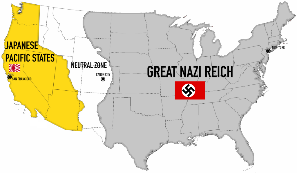 photosource: bigthink.com - The exact map from The Man in the High Castle