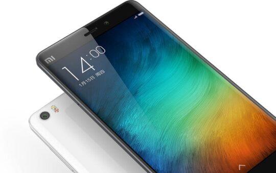 The Xiaomi Mi6 premium phone is finally ready to order