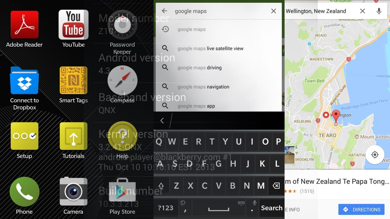 google account manager apk for blackberry 10