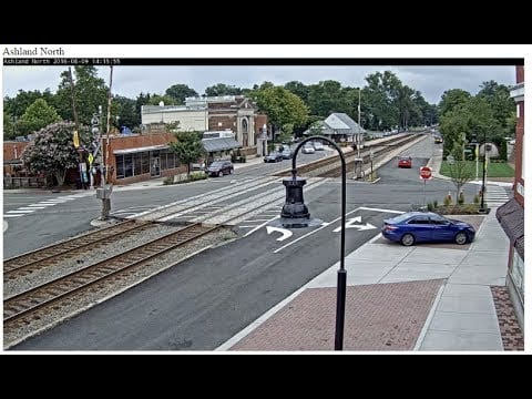 Love trains? Watch the Virtual Railfan LIVE Stream on YouTube from Ashland