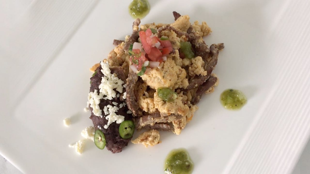 Machaca with Egg Recipe