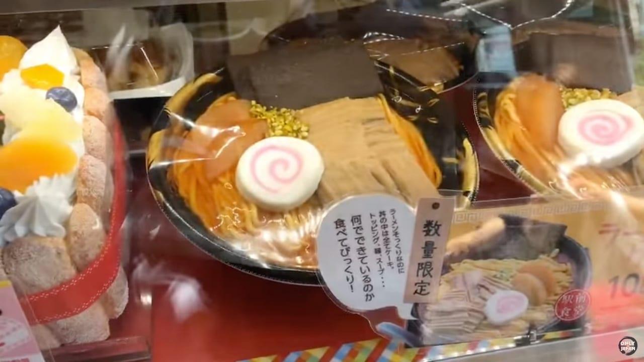 Amazing Ramen Cake Unboxing