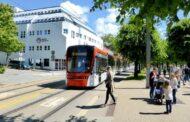 Bybanen to Fyllingsdalen in Bergen will Be Completed in 2022