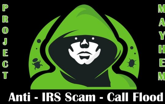 Revenge on Phone Scamming Companies reveals a lot