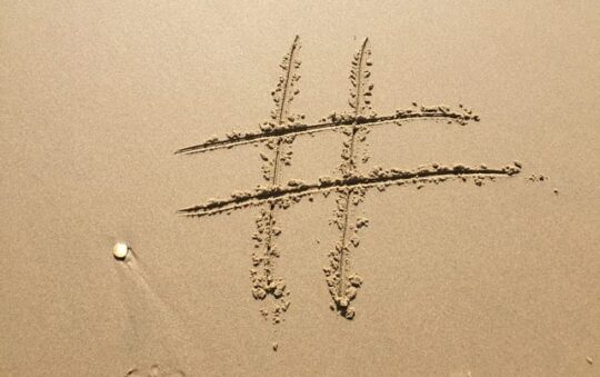 Hashtag is more than 10 Years old – IT magazine in Norway claims its not!?