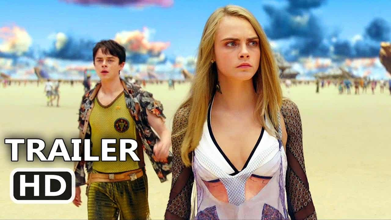 Our Valerian and the City of a Thousand Planets – Luc Besson Sci-Fi Review