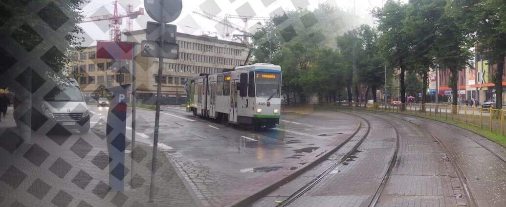 Szczecin Tram