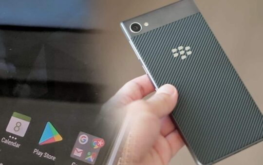 BlackBerry is still alive – BlackBerry Motion is here