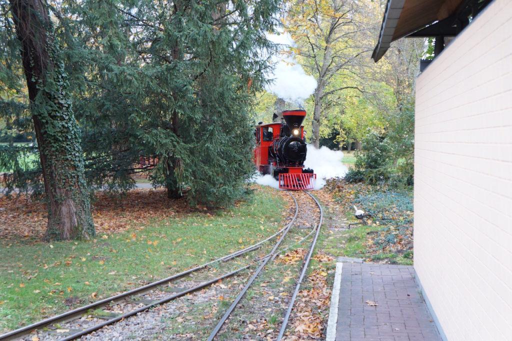 Schlossgartenbahn in Karlsruhe