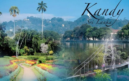 Let's Invite you to Kandy City in the hills of Sri Lanka